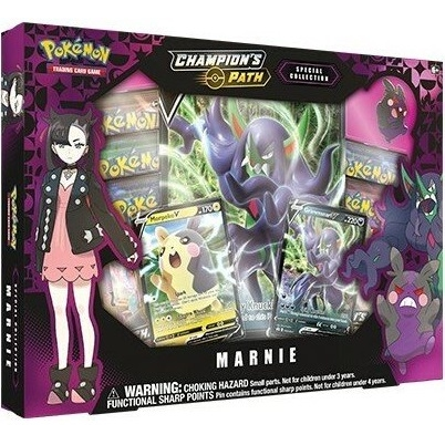 Pokemon kort - Champion's Path - Special Collection Marnie